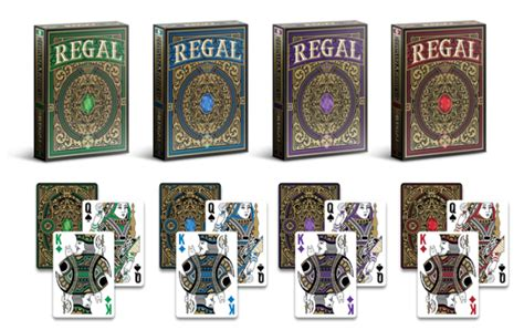 Edwards Gift Card - first look regal playing cards kardify playing cards news