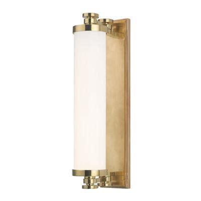wayfair bathroom lighting hudson valley lighting sheridan 1 light bath vanity light