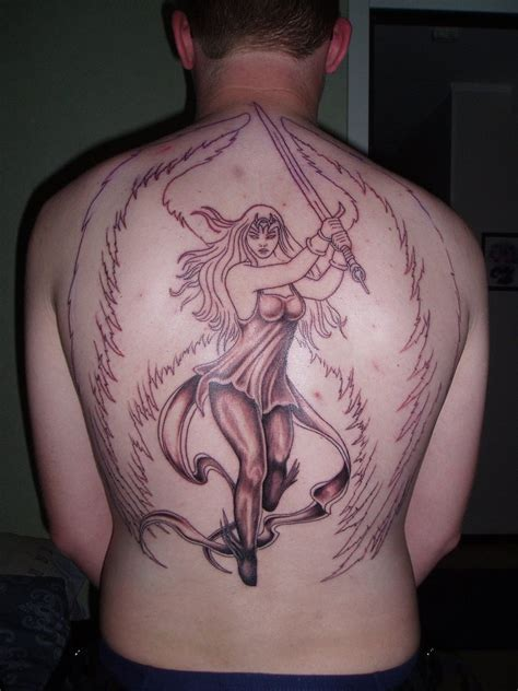 guardian angel tattoo design guardian designs popular designs