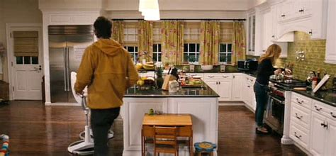 the kitchen movie jason bateman s house in quot the change up quot hooked on houses