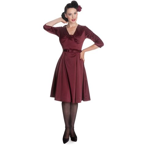 hell bunny new dress clearance sale vintage style 50s