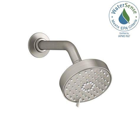 Kohler Awaken Shower Review by Kohler Awaken 3 Spray Multifunction Showerhead In Brushed