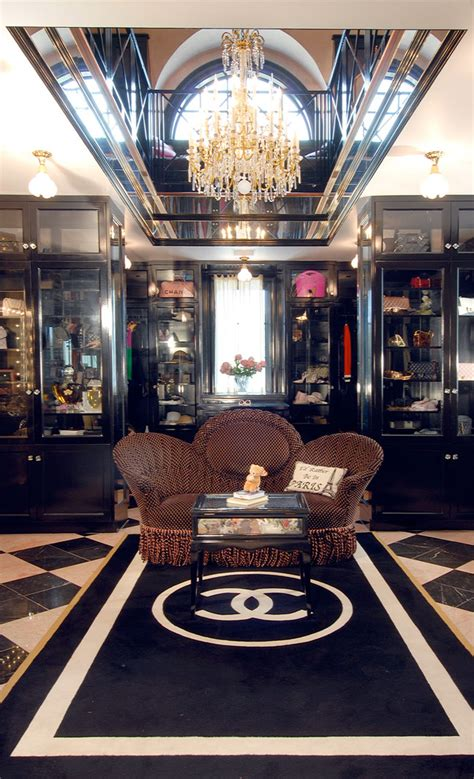 Million Dollar Closets by Chanel Closet Chanel Inspired Closet La Chanelphile