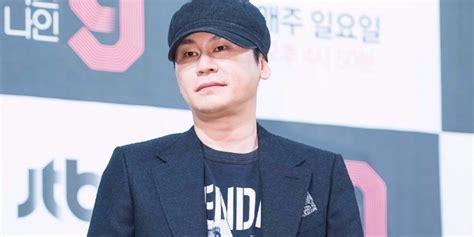 blackpink yang hyun suk netizens are not happy with yang hyun suk s rudeness to a