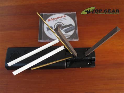 spyderco tri angle sharpmaker knife sharpener 204mf spyderco tri angle sharpmaker sharpener 204mf
