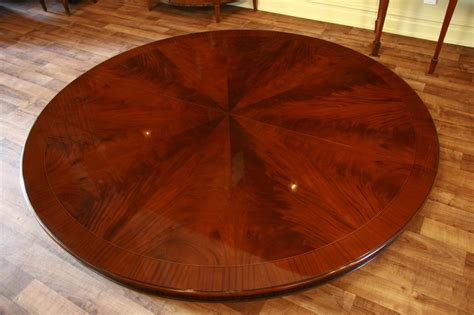 big round dining table 84 round dining table large round table mahogany ebay