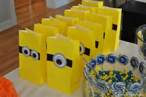 readers favorite minion themed birthday party project