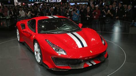 Ferrari 488 Pista at the 2018 Geneva Motor Show   Motor1