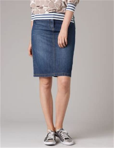denim skirts with tennis shoes dressing me