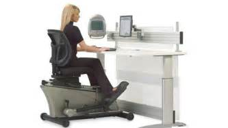 the desk exercise equipment the elliptical machine office desk out work workout