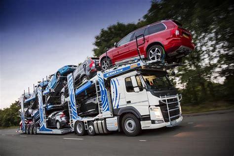 volvo trucks office volvo fm for car transporter applications haulage