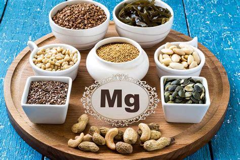 alimenti magnesio magnesio propriet 224 benefici controindicazioni e danni