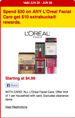 l oreal products 5 00 printable coupon l oreal skin care coupon 3 00 l oreal coupons living rich with coupons 174