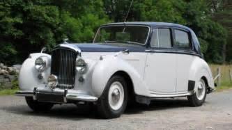 Vintage Bentleys Classic Bentley Wedding Car Classic Wedding Car