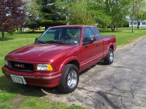 illkris10 1995 gmc sonoma club cab specs photos modification info at cardomain