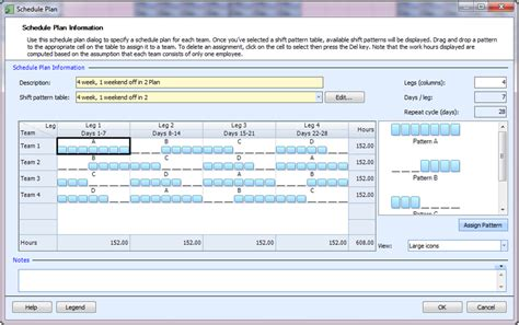 %name 3 On 3 Off Shift Pattern Template   Dupont Schedule   Bing images
