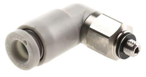 Kq2l04 00 Smc Pneumatic To Adapter Push In kq2l04 m3g smc pneumatic threaded to adapter m3 x 0 5 push in 4 mm smc