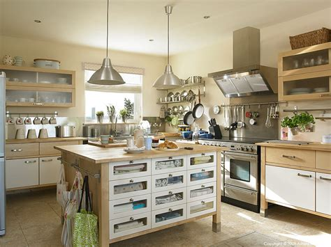 free standing kitchen ideas an ikea varde free standing kitchen in a farmhouse outside