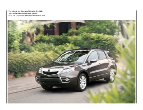 Acura Rdx 2012 For Sale by 2012 Acura Rdx For Sale Nj Acura Dealer In New Jersey