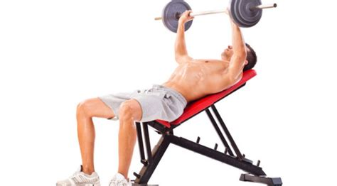 best incline bench angle chest exercise angles for bigger pecs muscle fitness