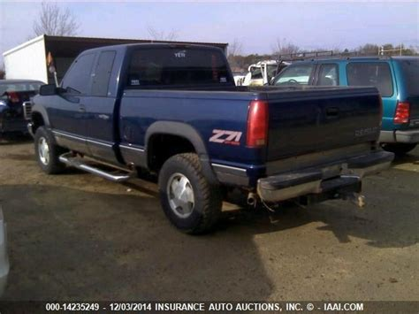1998 gmc truck parts used 1998 gmc truck gmc 1500 rear box
