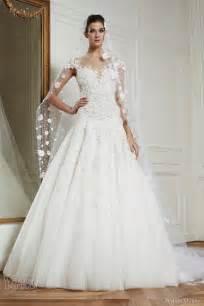 zuhair murad wedding dresses zuhair murad wedding dresses fall winter 2013 bridal collection wedding inspirasi page 2