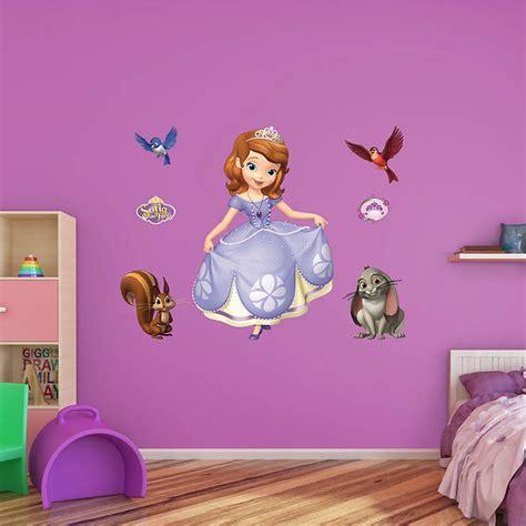 Sofia The Room Decor by Sofia The Wall Decal Shop Fathead 174 For Sofia The