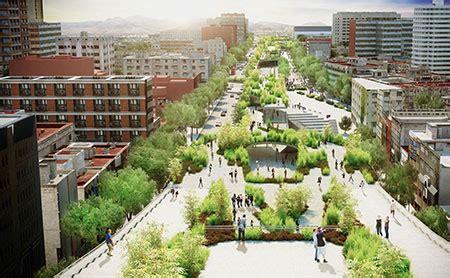 Highline Patios Proyectan 10 Parques Lineales Elevados En El Df