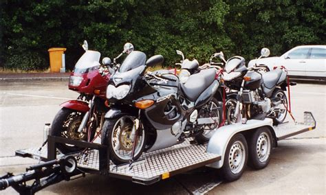 Motorrad Verkaufen Privat Oder Händler by Verkaufe 4er Motorradanh 228 Nger Biete Motorrad