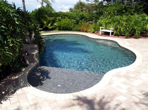 free form pool free form pool new pool and lanai pinterest pools