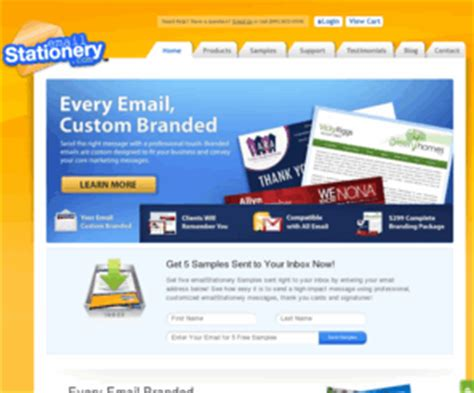 Emailbrand Com Email Stationery Signatures Stationary Templates Outlook Gmail Yahoo Gmail Email Templates Stationery