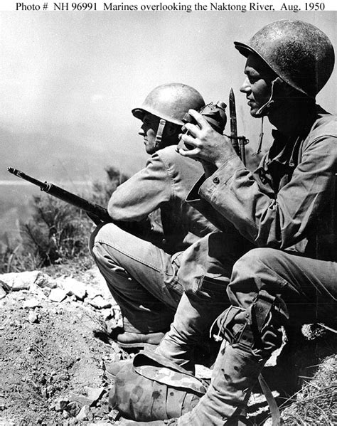 Korean War--Land Operations & The Pusan Perimeter, July