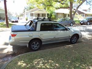 Subaru Baja Review 2005 Subaru Baja Overview Cargurus