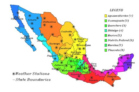weather map usa and mexico iztlaccihuatl