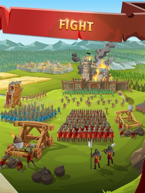 goodgame empire mod empire four kingdoms apk v1 30 61 apkmodx