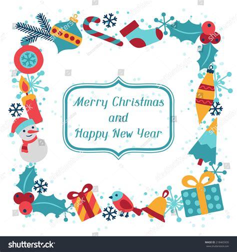 happy new year invitation cards merry christmas happy