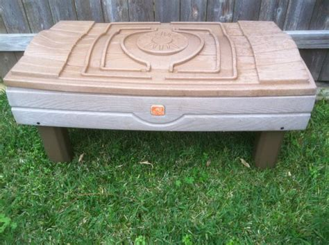 2 sand table 2 water sand table for sale