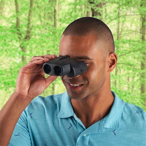 the best compact zoom binocular the best compact zoom binoculars hammacher schlemmer