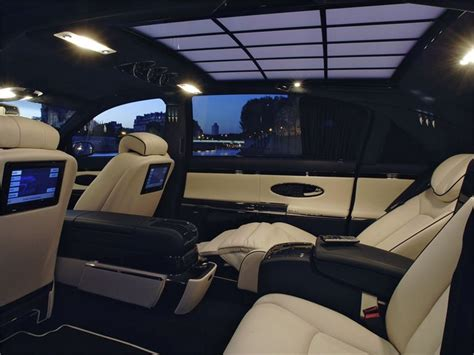 how does cars work 2011 maybach landaulet interior lighting all in one mercedes maybach