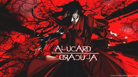 alucard desktop wallpaper alucard hellsing wallpapers hd free download desktop