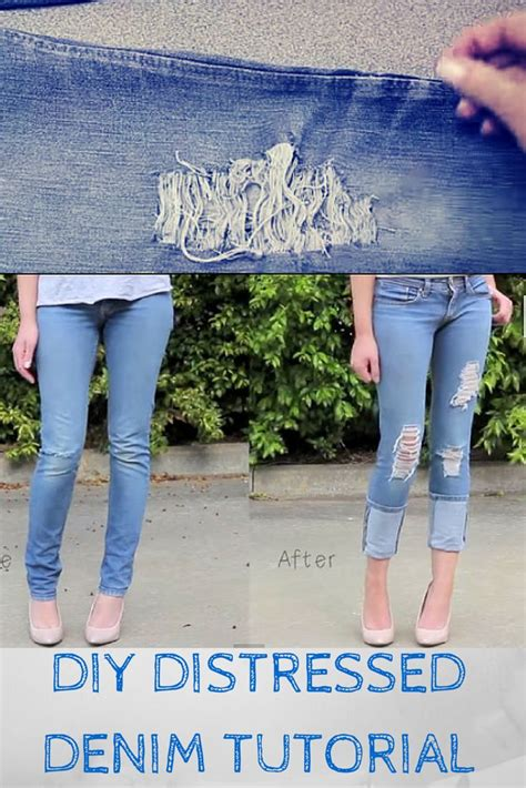 diy distressed shorts tutorial save your with this diy distressed tutorial for every