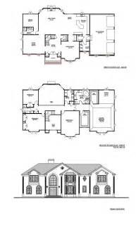 New Home Blueprints Woodcliff Lake Real Estate New Homes Glen Estate
