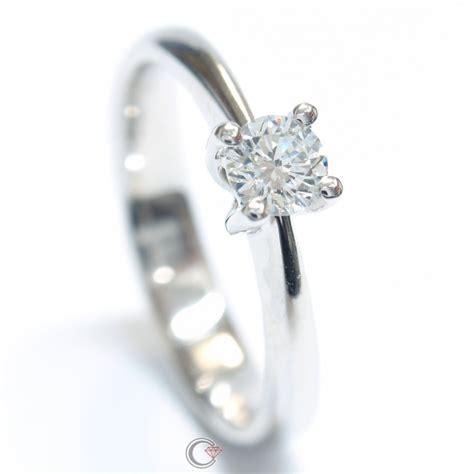 Verlobungsring Brillant by Verlobungsring Aus Wei 223 Gold Schmuckpforte De