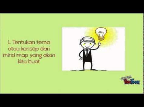 membuat poster bahasa indonesia cara membuat mind map bahasa indonesia 1 youtube