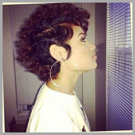 inspiring short curly haircuts that you will love | short