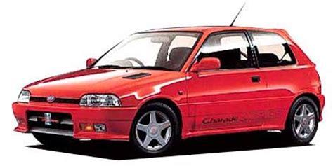 Daihatsu Setu シャレードデ トマソ ダイハツ の自動車ガイド 中古車ならグーネット
