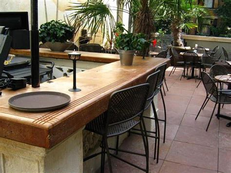 Outdoor Kitchen Countertops Ideas by Outdoor Kitchen Countertop Ideas Studio Design