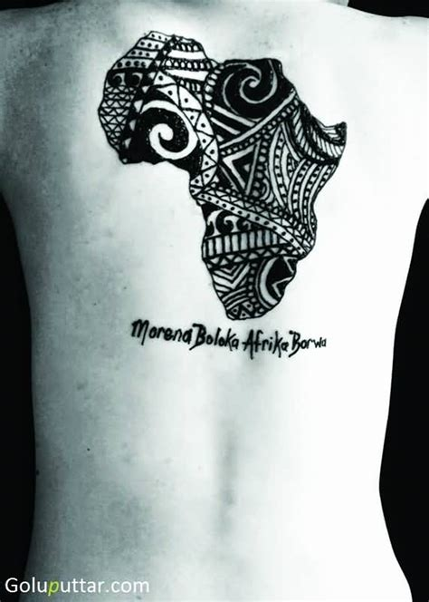 african tribal tattoos for women tattoos