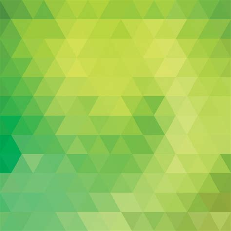 vector pattern background green green polygonal background design vector free download