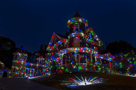 Laser Light Decorations by What Happens When Laser Decorations And Airplanes Meet